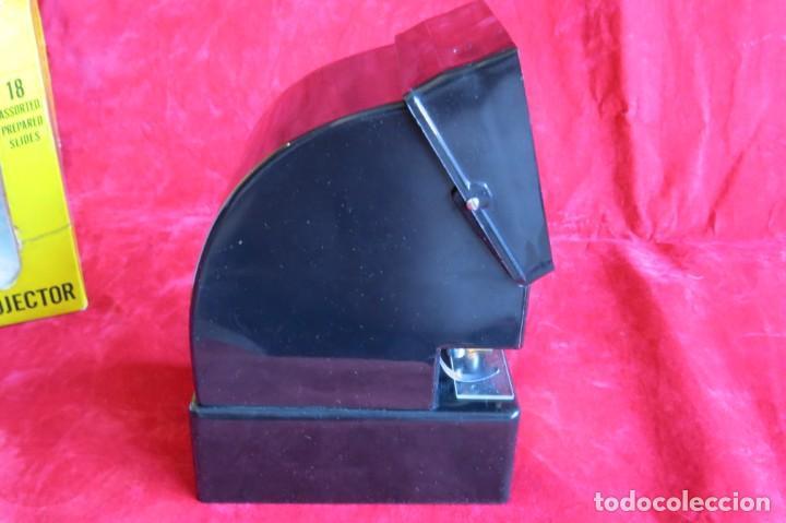 Antigüedades: MILBEN - 200 - TV TIPO MICROSCOPIO PROYECTOR - MADE JAPAN - Foto 8 - 264433104