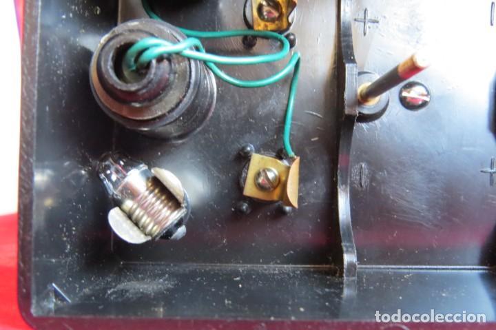 Antigüedades: MILBEN - 200 - TV TIPO MICROSCOPIO PROYECTOR - MADE JAPAN - Foto 24 - 264433104