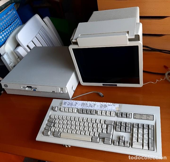 ANTIGUO ORDENADOR MACINTOSH (Antigüedades - Técnicas - Ordenadores hasta 16 bits (anteriores a 1982))