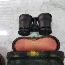 Antigüedades: ANTIGUOS PRISMÁTICOS ÓPTICO O. VILLASANTE. Lote 264984489
