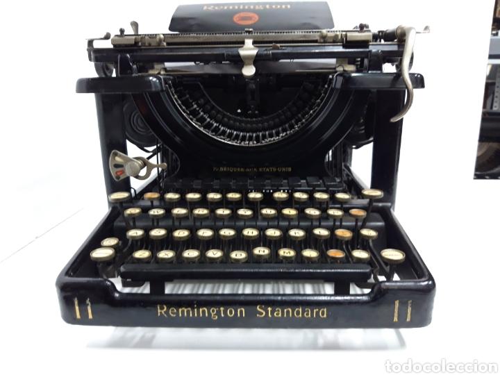 Antigüedades: Maquina de escribir REMINGTON 11 - Foto 2 - 265139464