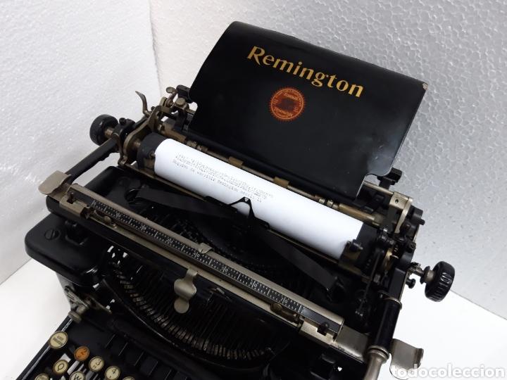 Antigüedades: Maquina de escribir REMINGTON 11 - Foto 3 - 265139464