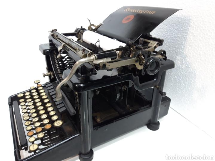 Antigüedades: Maquina de escribir REMINGTON 11 - Foto 5 - 265139464