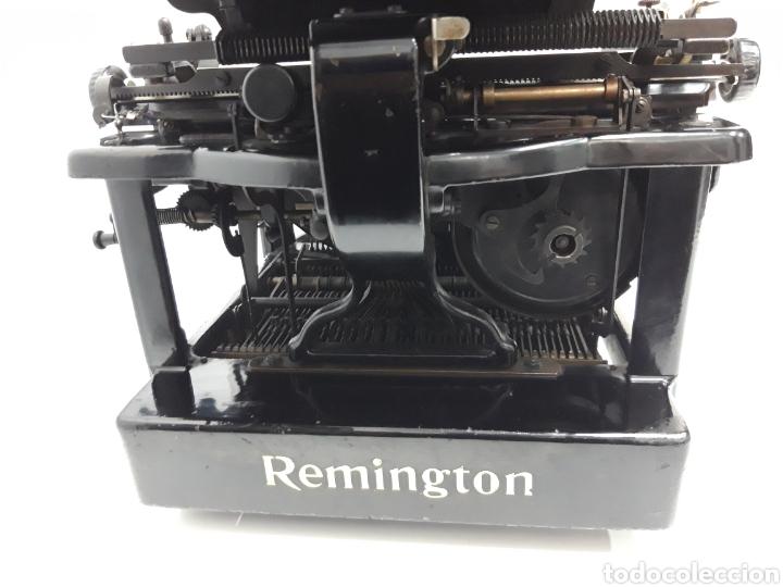 Antigüedades: Maquina de escribir REMINGTON 11 - Foto 8 - 265139464