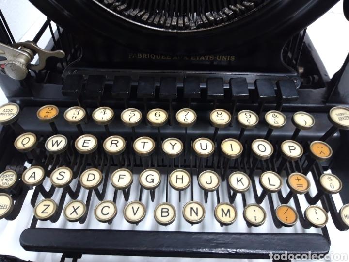 Antigüedades: Maquina de escribir REMINGTON 11 - Foto 9 - 265139464