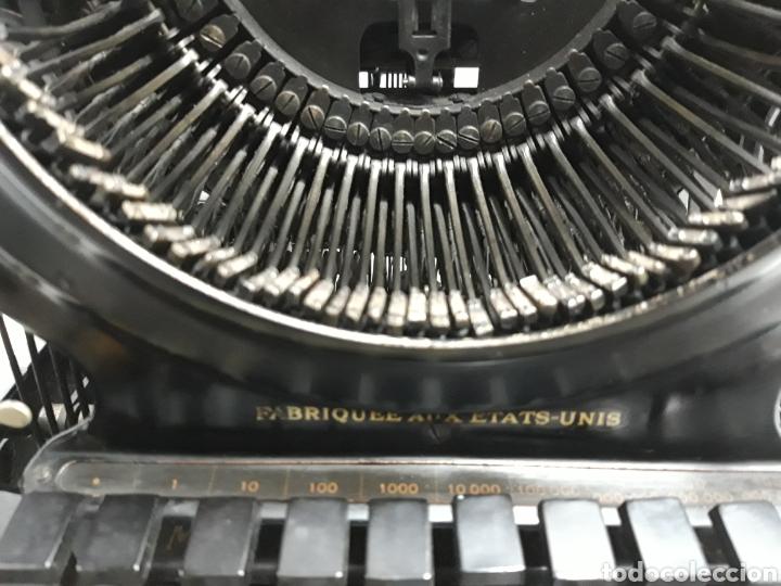 Antigüedades: Maquina de escribir REMINGTON 11 - Foto 10 - 265139464