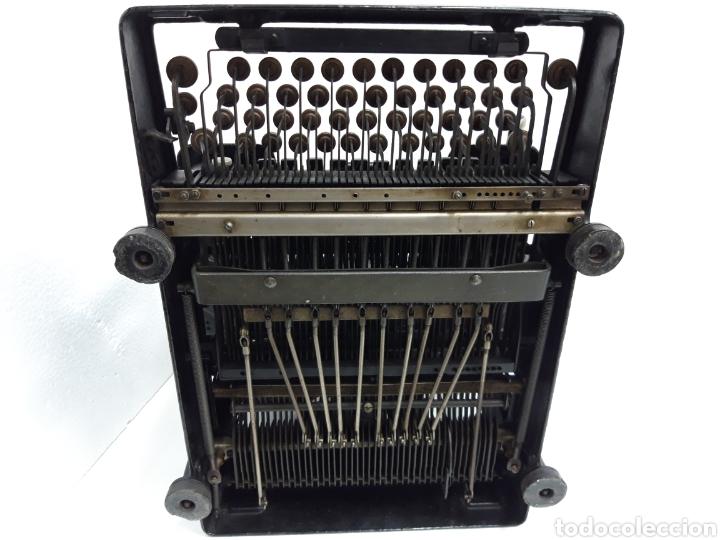 Antigüedades: Maquina de escribir REMINGTON 11 - Foto 11 - 265139464