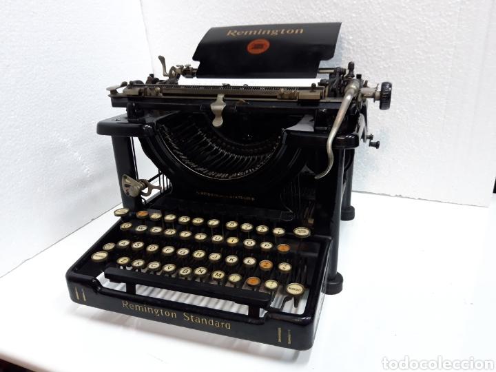 MAQUINA DE ESCRIBIR REMINGTON 11 (Antigüedades - Técnicas - Máquinas de Escribir Antiguas - Remington)