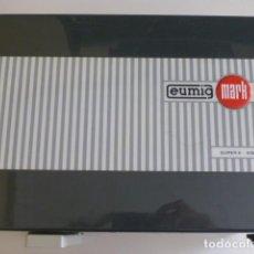 Antigüedades: PROYECTOR EUMIG MARK M 8 DE SUPER 8 MM. Lote 265408509