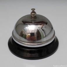 Antigüedades: TIMBRE AVISADOR RECEPCIÓN. Lote 265446344