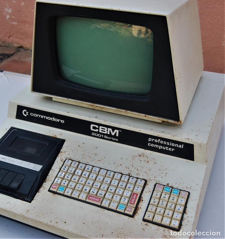 COMPUTADOR COMMODORE CBM 2001 SERIES (Antigüedades - Técnicas - Ordenadores hasta 16 bits (anteriores a 1982))
