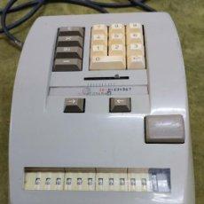 Antigüedades: CALCULADORA ELECTRICA CONTEX-20 AÑOS 60. Lote 266018558