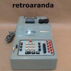 Antigüedades: MAQUINA REGISTRADORA HISPANO OLIVETTI - AÑOS 70 - MUY BUEN ESTADO Y FUNCIONANDO.. Lote 266026883