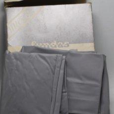 Antigüedades: FUNDA ORDENADOR Y TECLADO FORMATO AT SIN USO (VER FOTOS). Lote 266149363