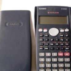 Antigüedades: CALCULADORA ELECTRONICA CASIO BUEN ESTADO. Lote 266267723
