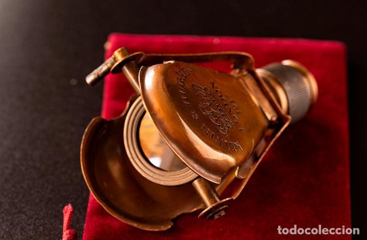 Antigüedades: Monóculo de la firma Kelvin & Hughes. Año 1917. Londres. - Foto 3 - 266505638