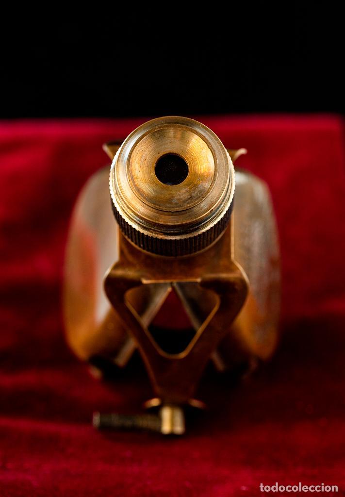 Antigüedades: Monóculo de la firma Kelvin & Hughes. Año 1917. Londres. - Foto 8 - 266505638