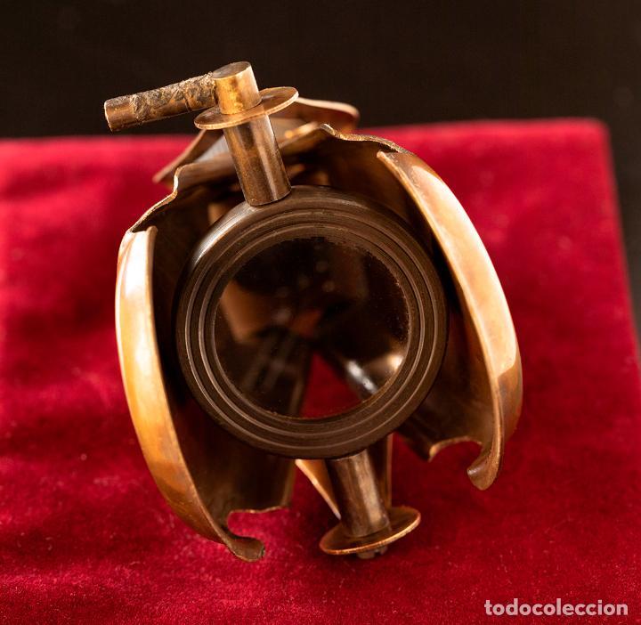 Antigüedades: Monóculo de la firma Kelvin & Hughes. Año 1917. Londres. - Foto 10 - 266505638
