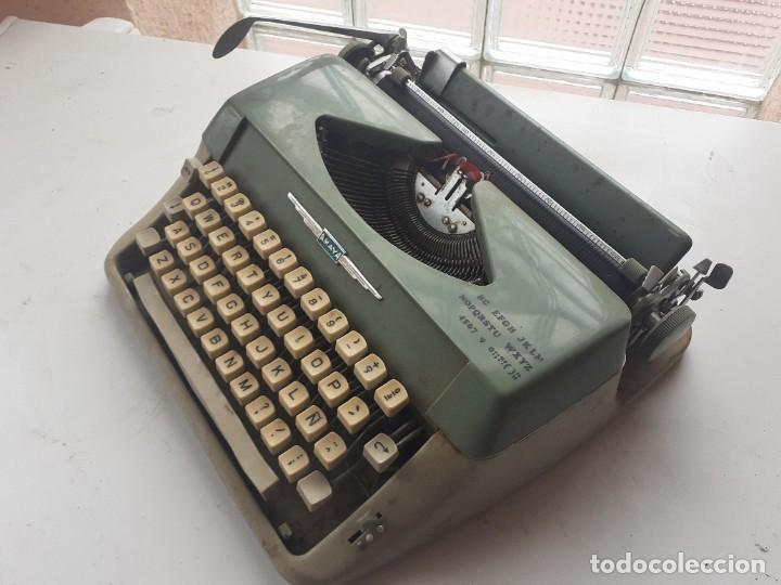 Antigüedades: Maquina escribir Amaya - Foto 4 - 266519818