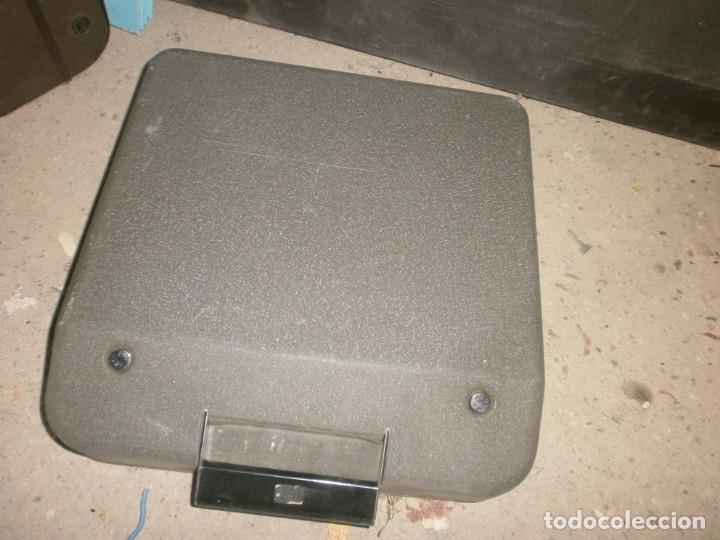 Antigüedades: Máquina de escribir portatil hermes baby con maletin hierro buen estado marca sello Gaspar Trenet - Foto 5 - 266796924