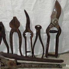 Antiquités: SEIS HERRAMIENTAS. Lote 266848664