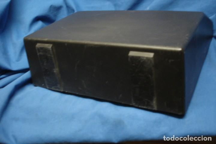 Antigüedades: ANTIGUA MÁQUINA DE ESCRIBIR PORTATIL OLIVETTI LETTERA 42 - Foto 6 - 266953789