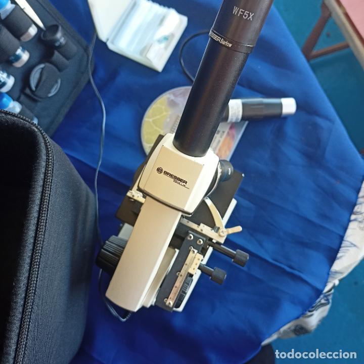 Antigüedades: Microscopio Bresser Biolux AL - Foto 4 - 267130549
