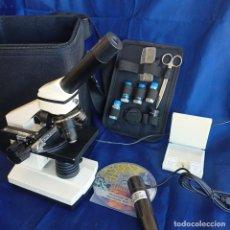 Antigüedades: MICROSCOPIO BRESSER BIOLUX AL. Lote 267130549