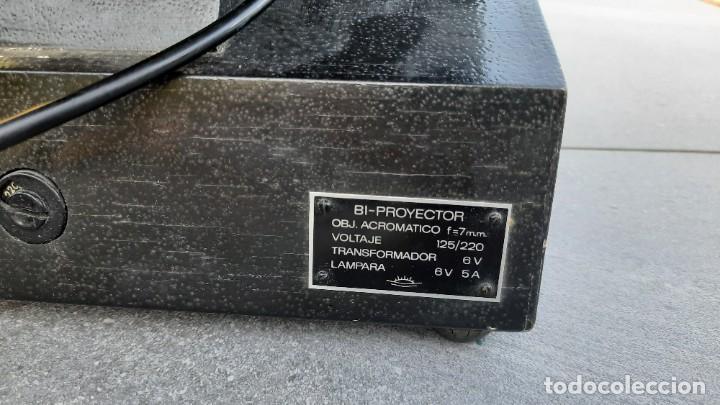 Antigüedades: MICROSCOPIO TRIQUIVISOR - Foto 2 - 267143899