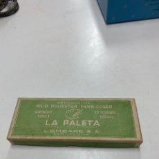 Antigüedades: HILO POLIESTER PARA COSER. Lote 267347689