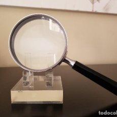 Antigüedades: LUPA DE MANO. Lote 267451374
