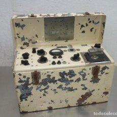 Antigüedades: ANTIGUO APARATO MEDICO ELECTROCARDIOGRAFO.. Lote 267459959