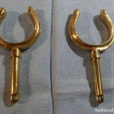 Antigüedades: HORQUILLAS PARA REMOS. Lote 267508804