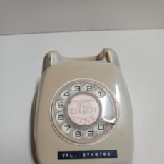 Teléfonos: ANTIGUO TELÉFONO HERALDO DE CITESA PARA CTNE, PARA DESPIECE. EL DIAL RUEDA BIEN.. Lote 267667399