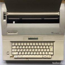 Antigüedades: MAQUINA DE ESCINIR ELECTRONICA - GISPERT TW91 ELECTRONIC TYPEWRITER -39X37X12. Lote 267710364