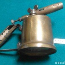 Antigüedades: ANTIGUO SOPLETE DE GASOLINA. Lote 267812464