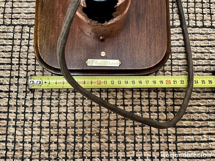 Antigüedades: ANTIGUO TELÉFONO DE BARCO , DEL AÑO 1940-50 - Foto 26 - 267815499