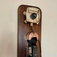 Antigüedades: ANTIGUO TELÉFONO DE BARCO , DEL AÑO 1940-50. Lote 267815499