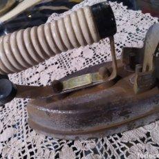 Antiquités: ANTIGUA PLANCHA ELÉCTRICA POSIBLEMENTE EDERMANN.. Lote 267907294