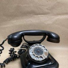 Teléfonos: HERMOSO TELÉFONO ALEMÁN SIEMENS Y HALKE W28. Lote 268158369