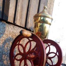 Antigüedades: MOLINO DE CAFÉ ELMA Nº 4 [ANTIQUE COFFE GRINDER] || JRSANCHEZANTIQUES. Lote 268172689