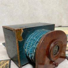 Antigüedades: POLIORAMA PANOPTICO POLIORAMA PANOPTIQUE. Lote 268254754