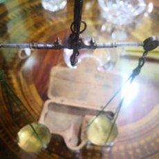 Antigüedades: BALANZA S.XVI FORJA PARA METALES PRECIOSOS. Lote 293719183