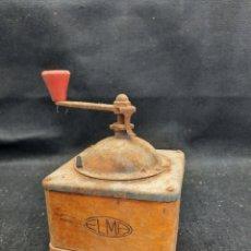 Antigüedades: ANTIGUO MOLINILLO DE CAFÉ ELMA. Lote 268725279