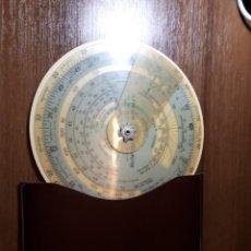 Antigüedades: ANTIGUA REGLA CÁLCULO DE AVIACIÓN JEPPESEN COMPUTER CR3. Lote 268807754