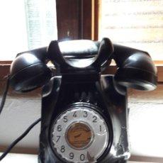 Teléfonos: TELEFONO ANTIGUO DE BAKELITA DE PARED. Lote 268853319