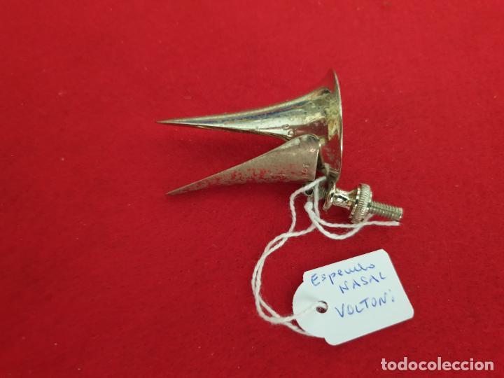 ESPECULO NASAL DE VOLTONI (Antigüedades - Técnicas - Herramientas Profesionales - Medicina)
