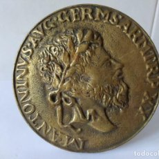 Antigüedades: ANTIGUO TIRADOR POMO BRONCE.. Lote 268896899