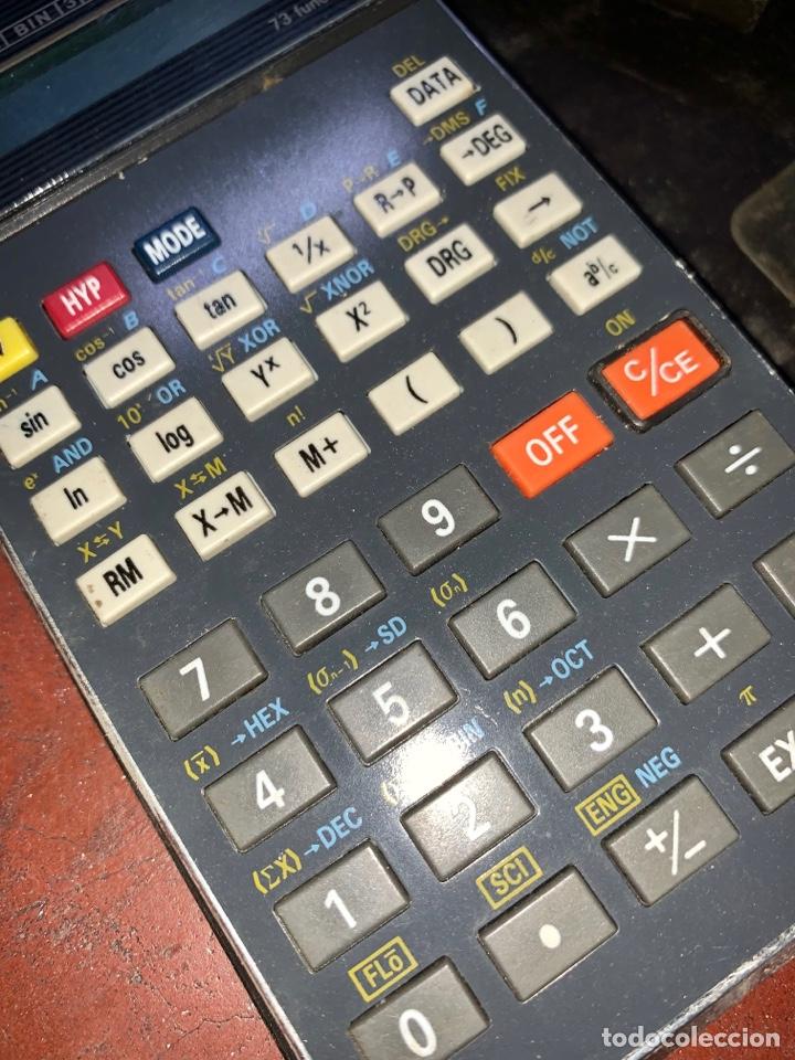 Antigüedades: Calculadora Citizen SRP-65 - Foto 3 - 268906354
