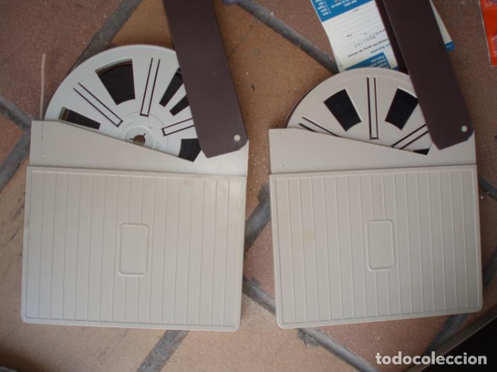 Antigüedades: PROYECTOR CINE SUPER 8 - Foto 5 - 268952999